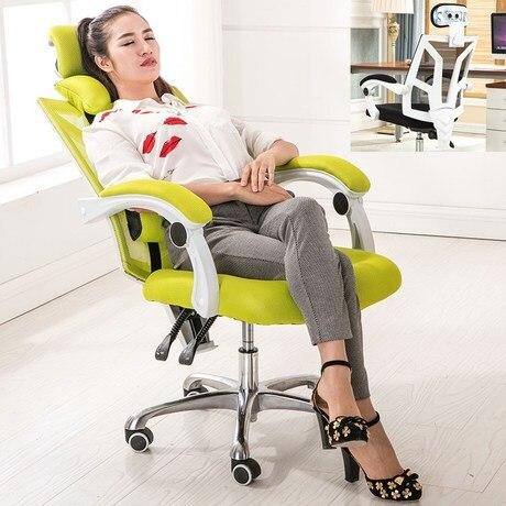 Офисное кресло офисная мебель сетчатый компьютерный стул эргономичное