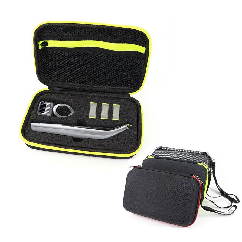 EVA портативный жесткий чехол для Philips OneBlade Pro QP150 QP6520 QP6510 аксессуары для бритья дорожная сумка для хранения с подкладкой