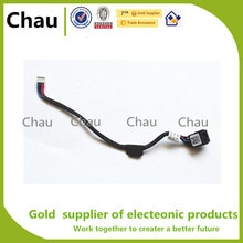 New For Dell  Inspiron 7737  DC Jack Cable 50.48L04.011 8DK8R 08DK8R