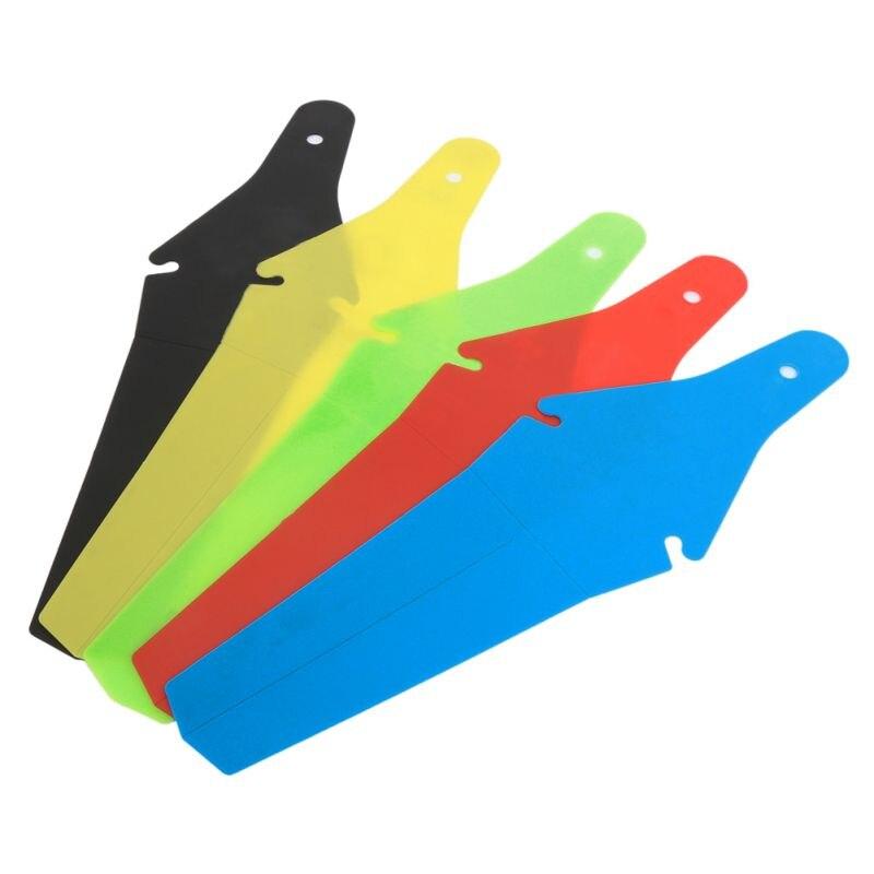 5 cores de bicicleta pára-choques mtb ciclismo corrida estrada paralama commuter sela traseiro peças removíveis acessórios da bicicleta asas