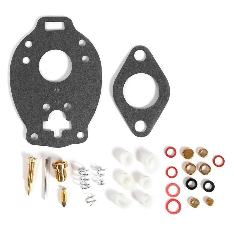 Car Accessories Carb Repair Kit 778-505 for TSX 1003 1004SL TSXU 828 831 834 Allis Farmall Carburetor Parts Repair Tool Set