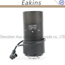 Objectif CCTV CS Varifocal Auto Lris Zoom   À ouverture cc 5-100mm, 1/3 pouces lentille varifocale Auto Lris Zoom pour ecurité caméra de vidéosurveillance