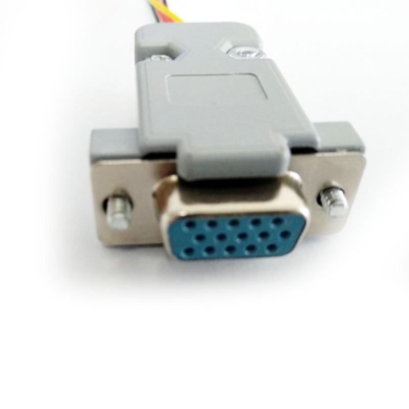 Wholesale 10pcs/lot Video Signal Convertor Board, AHD TVI CVI CVBS signal to HDMI VGA CVBS signal convertor board support OEM enlarge