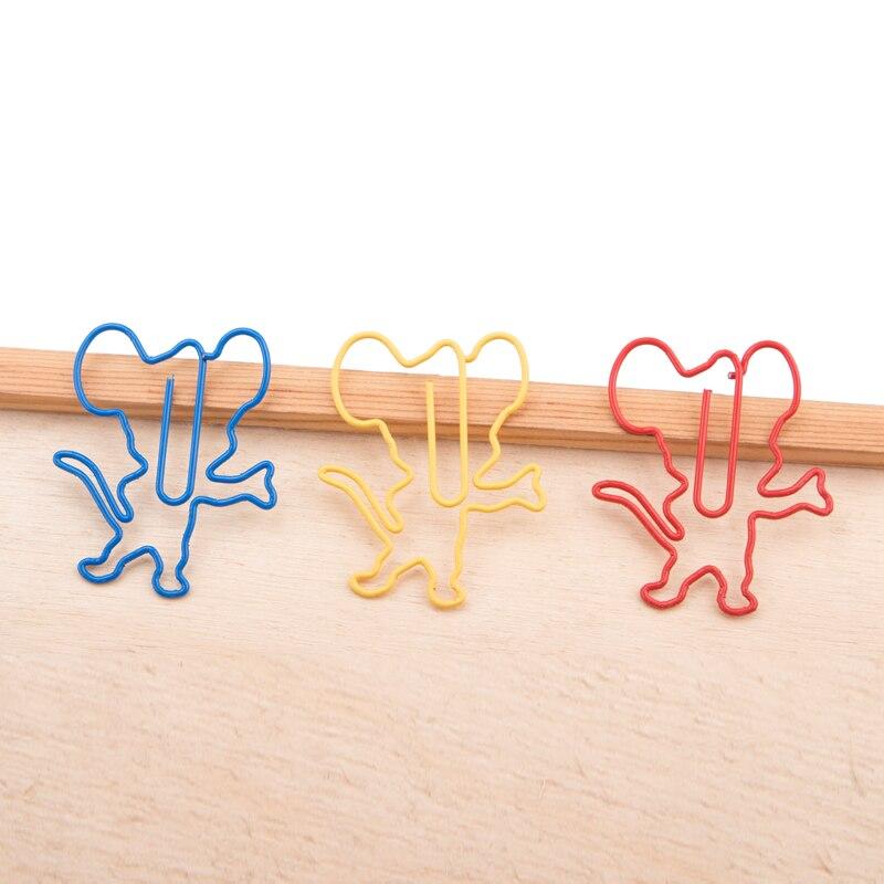 Cartoon Pins Cute shaped Pins Ordinary Pins Paper Clips Decorative Kawaii Stationery Office Stationery Clips Kawaii Paper Clips