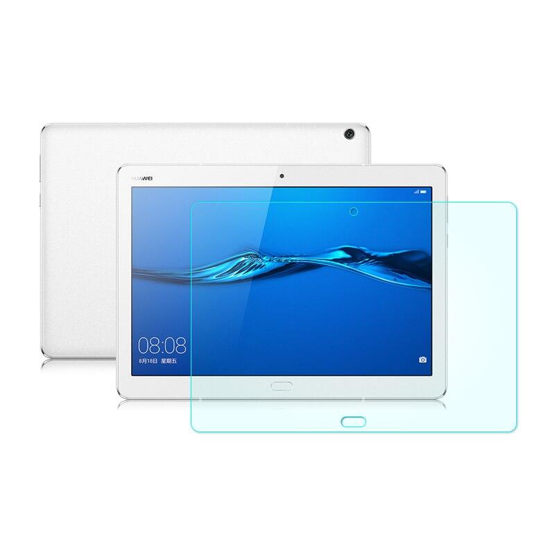 "9H HD Membrana de vidrio templado para Huawei MediaPad M3 Lite 10 10,1 ""BAH-W09 BAH-AL00 BAH-L09 Film Protector de pantalla"