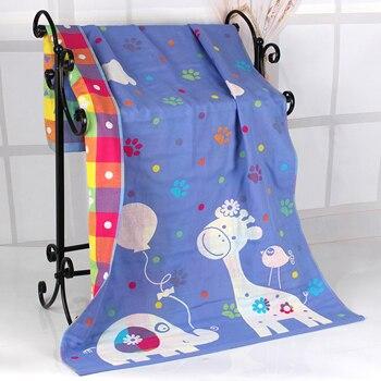 Mantas de muselina para bebé de 140x70 cm, juego de cama de muselina de Adén Anais, conjunto de ropa de cama de toalla de baño infantil