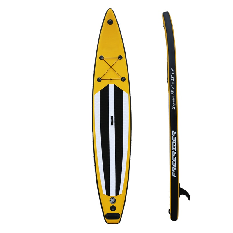 Surfboard adult professional inflatable paddleboard racing sup paddleboard water skiing slurry board