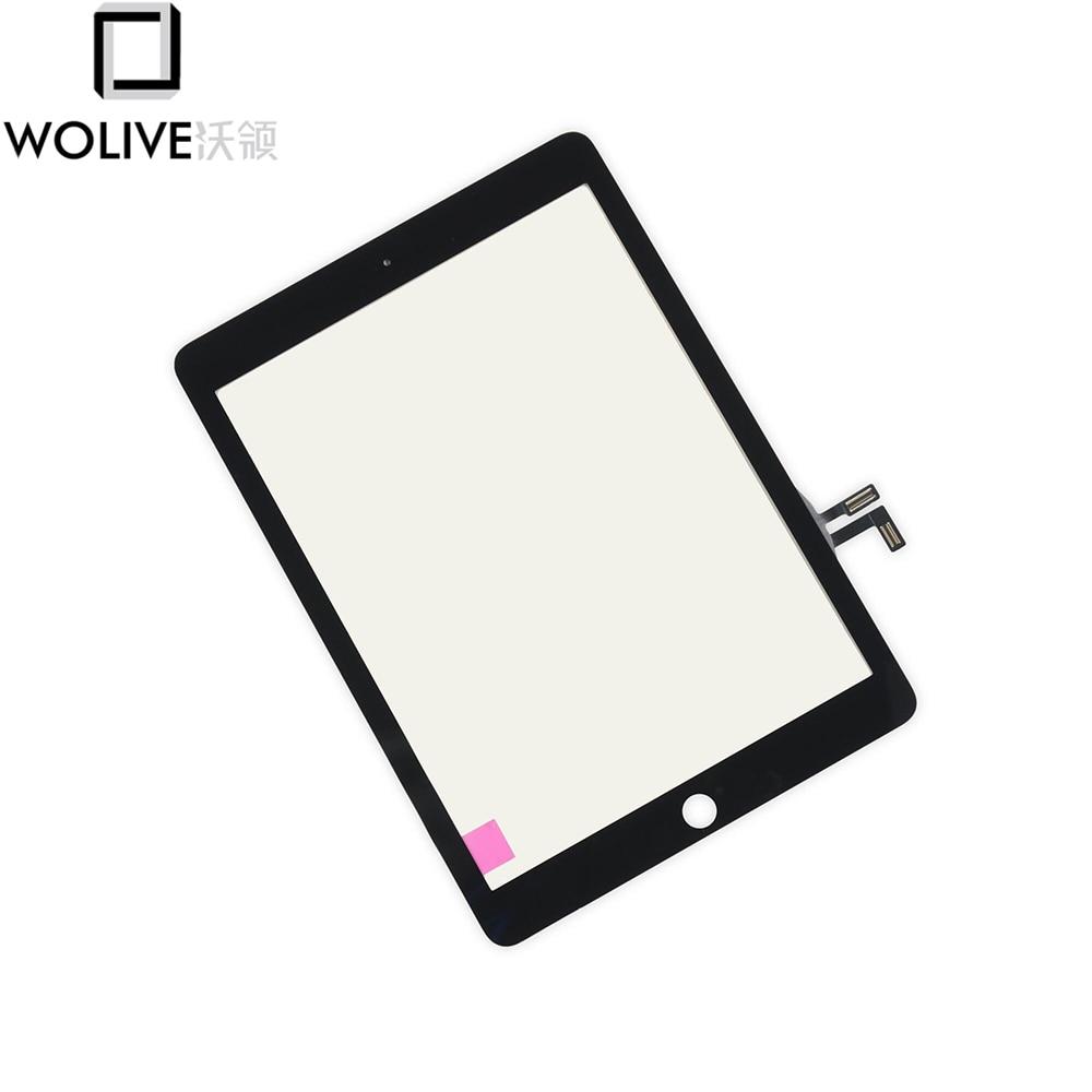 Brandnew Tablet A1822 A1823 A1474 A1475 1 A1476 para o Ar iPad para o iPad 5th gen Substituição Da Tela de Toque