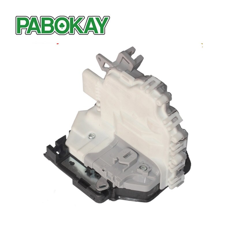 6 pines para AUDI A1 A4 A5 A6 A7 A8 cerradura trasera izquierda mecanismo actuador/pestillo 8K0839015C