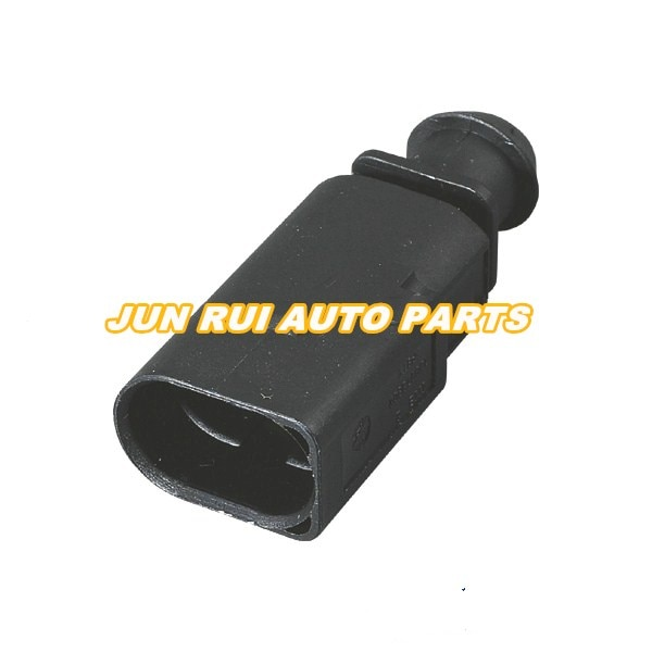 Conector de bobina de encendido de 2 pines/vías, carcasa de enchufe de maletero para AUDI Volksawagen Skoda 1J0973802