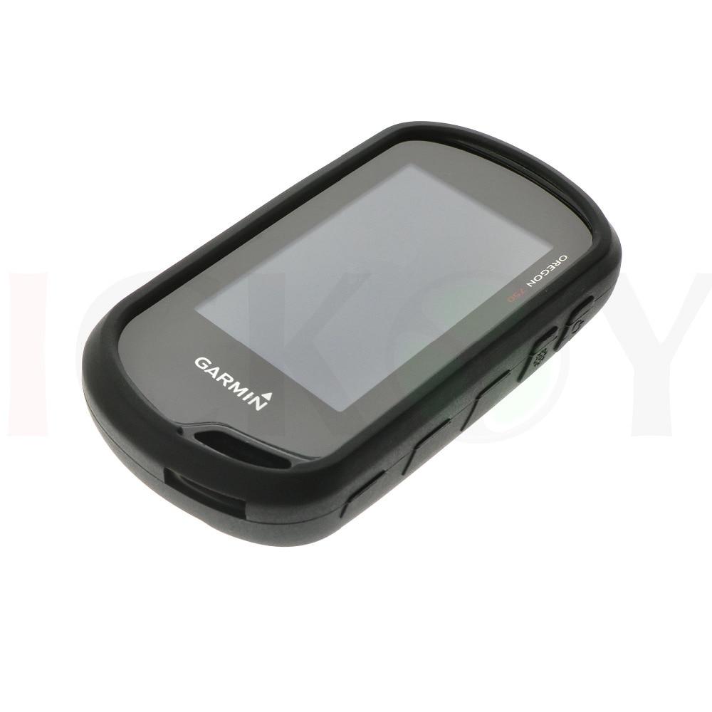 Outdoor Wandern Handheld GPS Schützen Silizium Fall Haut für Garmin Oregon 600 600T 650 650T 700 750 750T Zubehör Muti-Farben