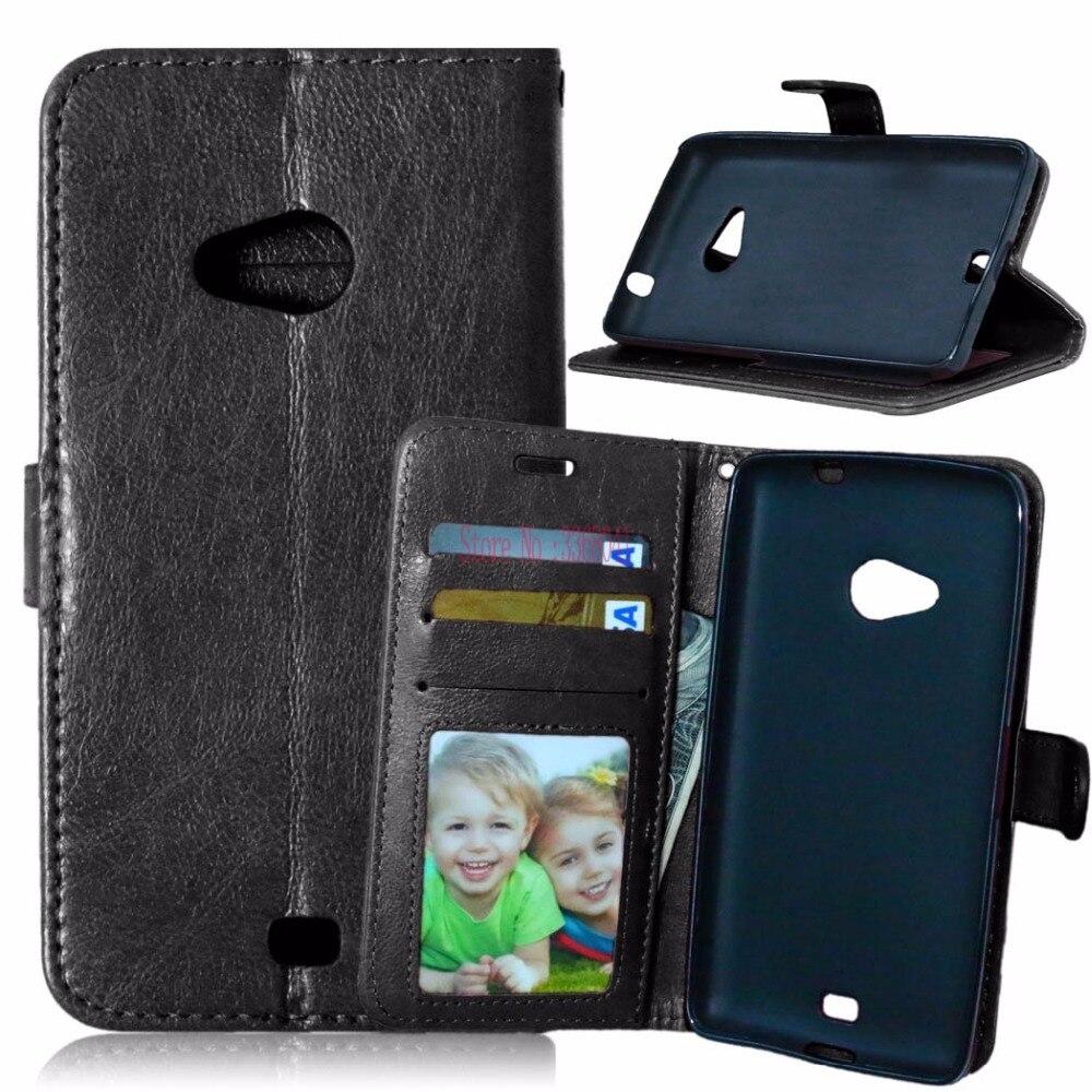 Флип-чехол для Microsoft Nokia Lumia 535 Lumia535 RM-1090 RM-1089 RM1090 RM1090 RM 1090 1089 фоторамка кожаный чехол для телефона
