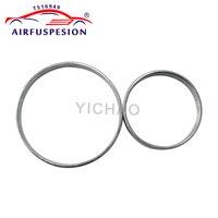 For GMC Yukon Cadilac DTS Chevrolet Tahoe Suburban Rear Air Suspension Shock Rubber Sleeve Crimp Ring 25979391 25979394 1575626