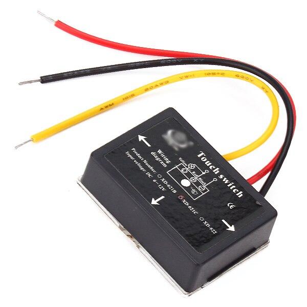 XD-622 OnOff Touch Schalter Sensor Für Bad Spiegel LED Lampe