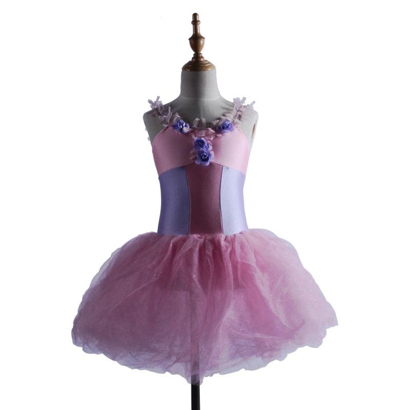 Fabricantes de venta Rural, falda de Ballet con velo de princesa de correa larga, uniformes amarillos, etapa profesional, tutú, trajes de baile para adultos