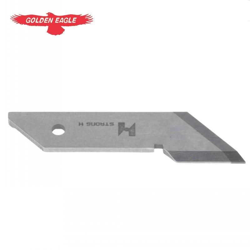 118-45807 STRONG.H brand REGIS for JUKI MO-2414 corner blade(Tungsten steel) industrial sewing machine spare parts