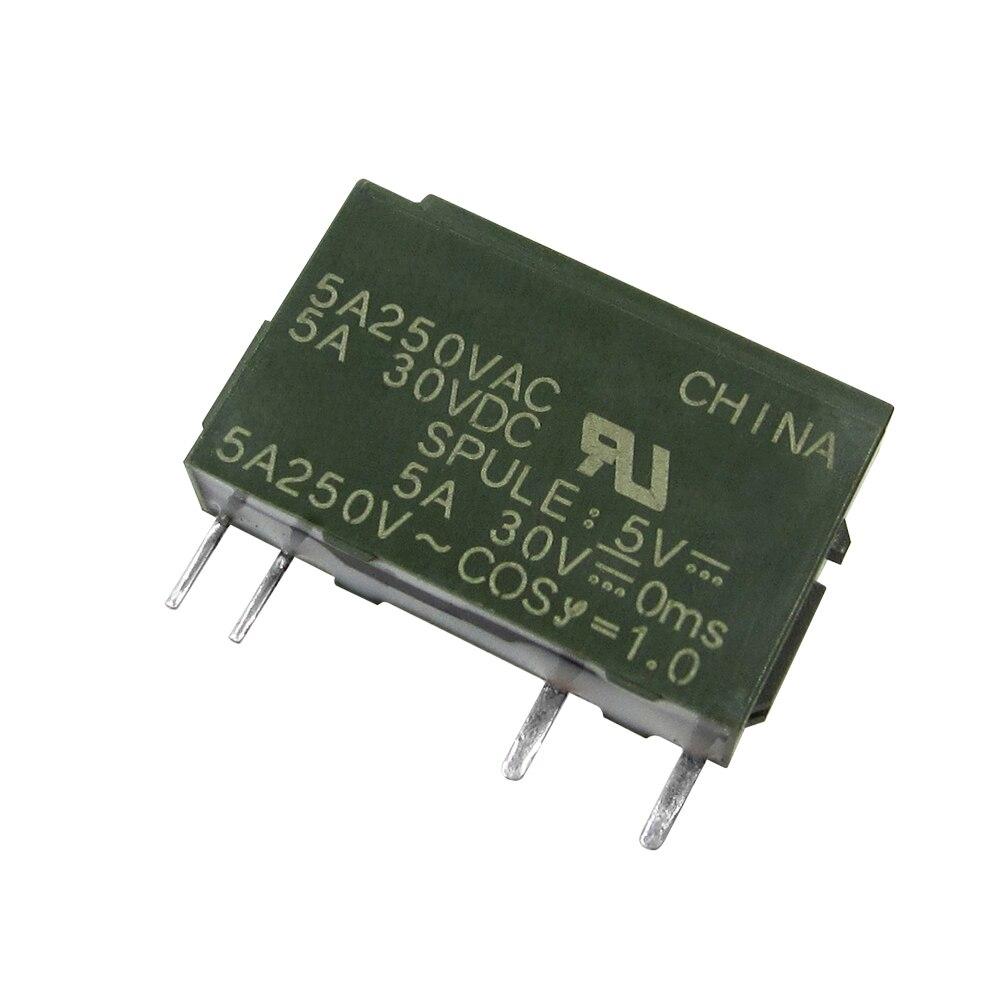 new 10PCS/LOT Relay PA1A-5V PA1A-5 APA3319 New and original