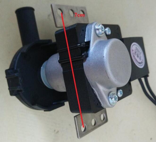 Насос для слива кондиционера A/C, кассета для центрального кондиционера, водяного насоса, водяного насоса, с насосом для воды