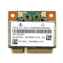 Atheros AR5B225 WIFI Sans Fil Bluetooth BT 4.0 Demi MINI PCI-E Wlan Carte Mieux que 1030 6235 6230 150 M Ordinateur Portable réseau Adaptateur