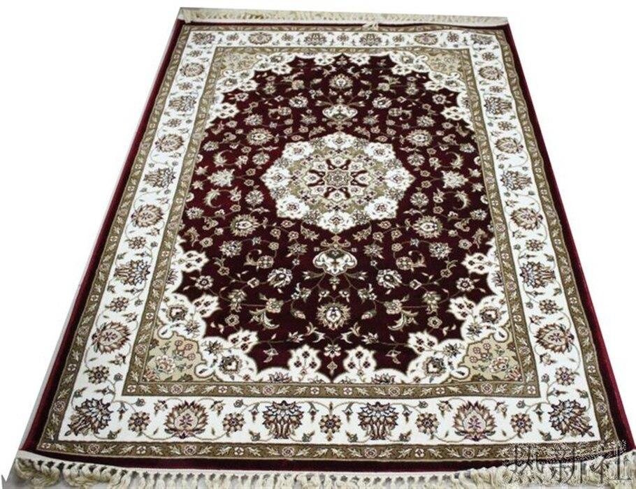 Xinjiang Hetian tejido de seda cojín tapizado para sofá horizontal vida PO7 engrosamiento