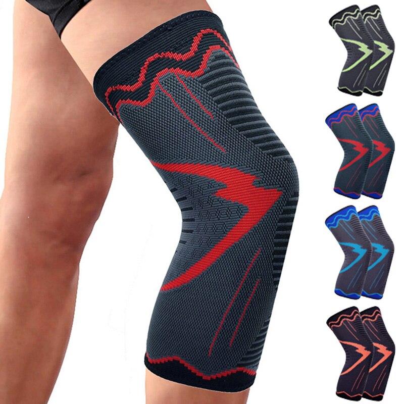 Rodilleras protectoras TIMOWIN 1 pieza para ciclismo, correr, baloncesto, fútbol, alivio del dolor articular y recuperación de lesiones