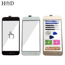5.5'' Mobile Phone Touch Glass For Xiaomi 5X Mi5x Mi 5X Touch Screen Glass For Xiaomi MiA1 Mi A1 Dig