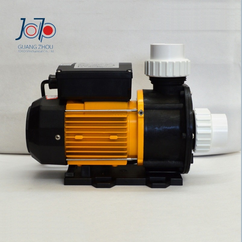 68 TDA75 550W Electrical Sea Water Transfer Plastic Hot SPA Centrifugal Pump 250L/min