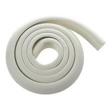 Protège-coin de sécurité pour bébé   Coussin de protection anti-enfant longueur 2M, adhésif blanc, pour soins des nouveau-né