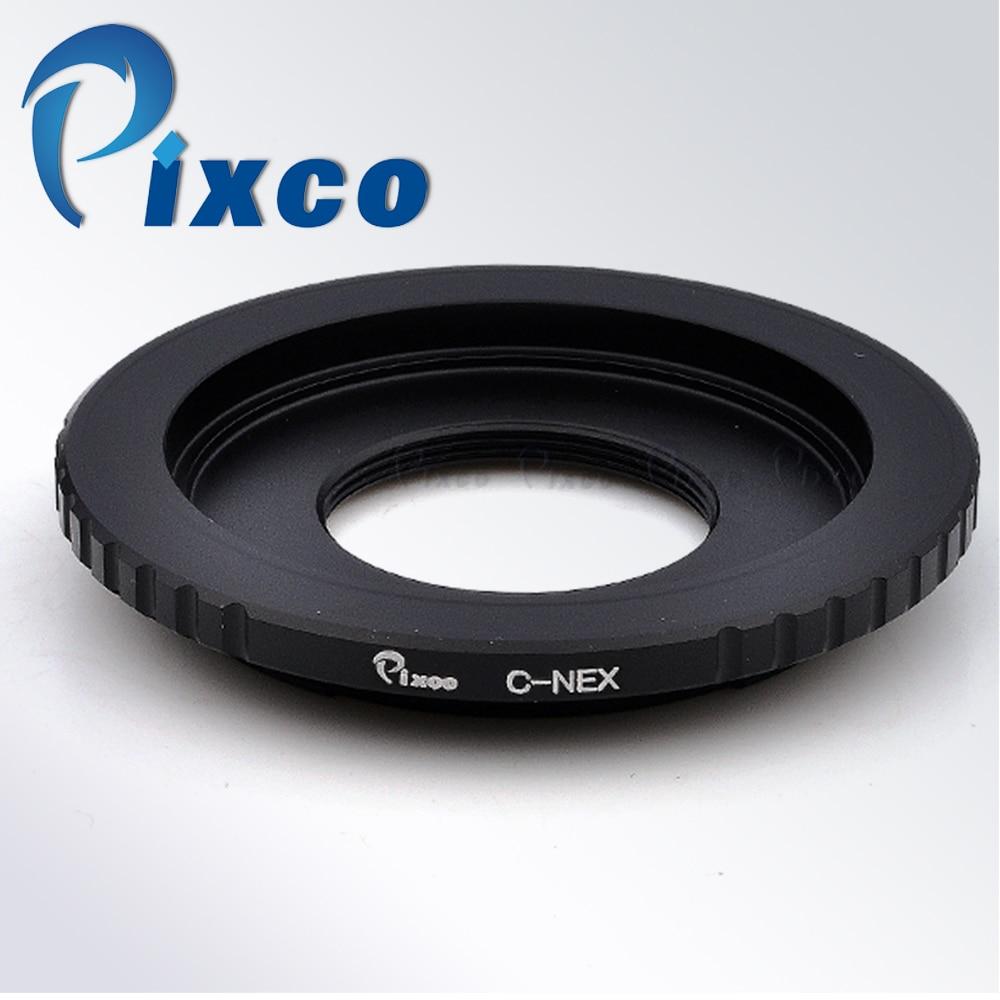 Адаптер объектива подходит для 16 мм C Mount Movie Lens для Sony E Mount NEX Camera