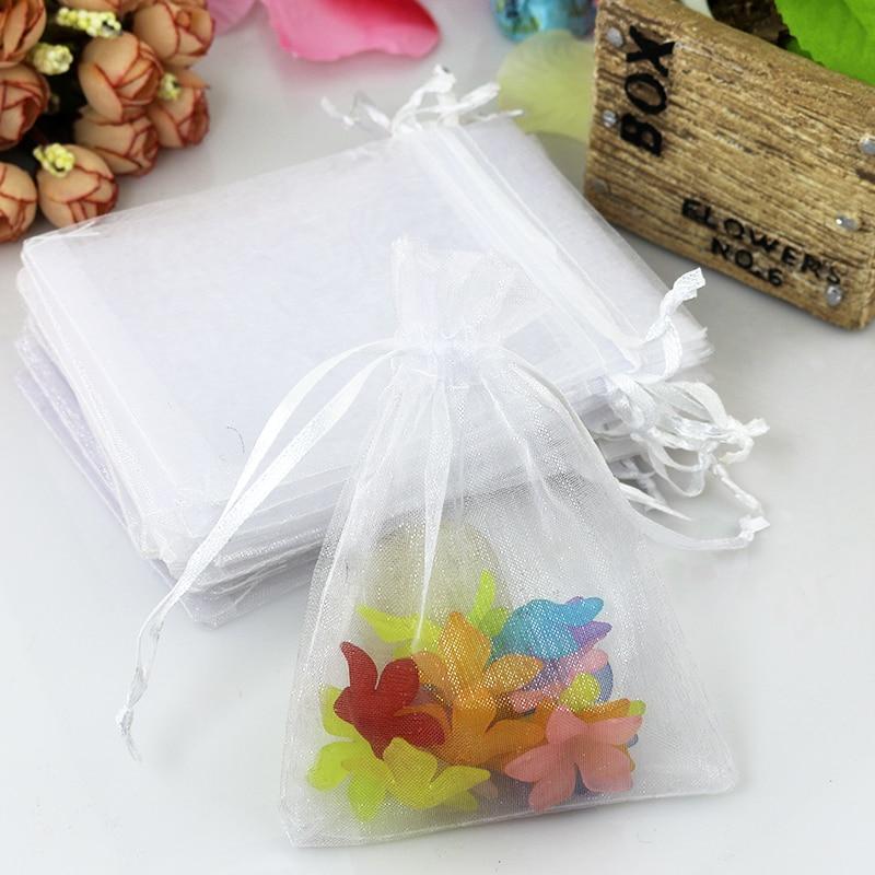 Подарочный-мешочек-из-органзы-белого-цвета-100-шт-упаковка-для-ювелирных-изделий-конфет-сумки-для-свадебной-вечеринки-5-см-х-7-см