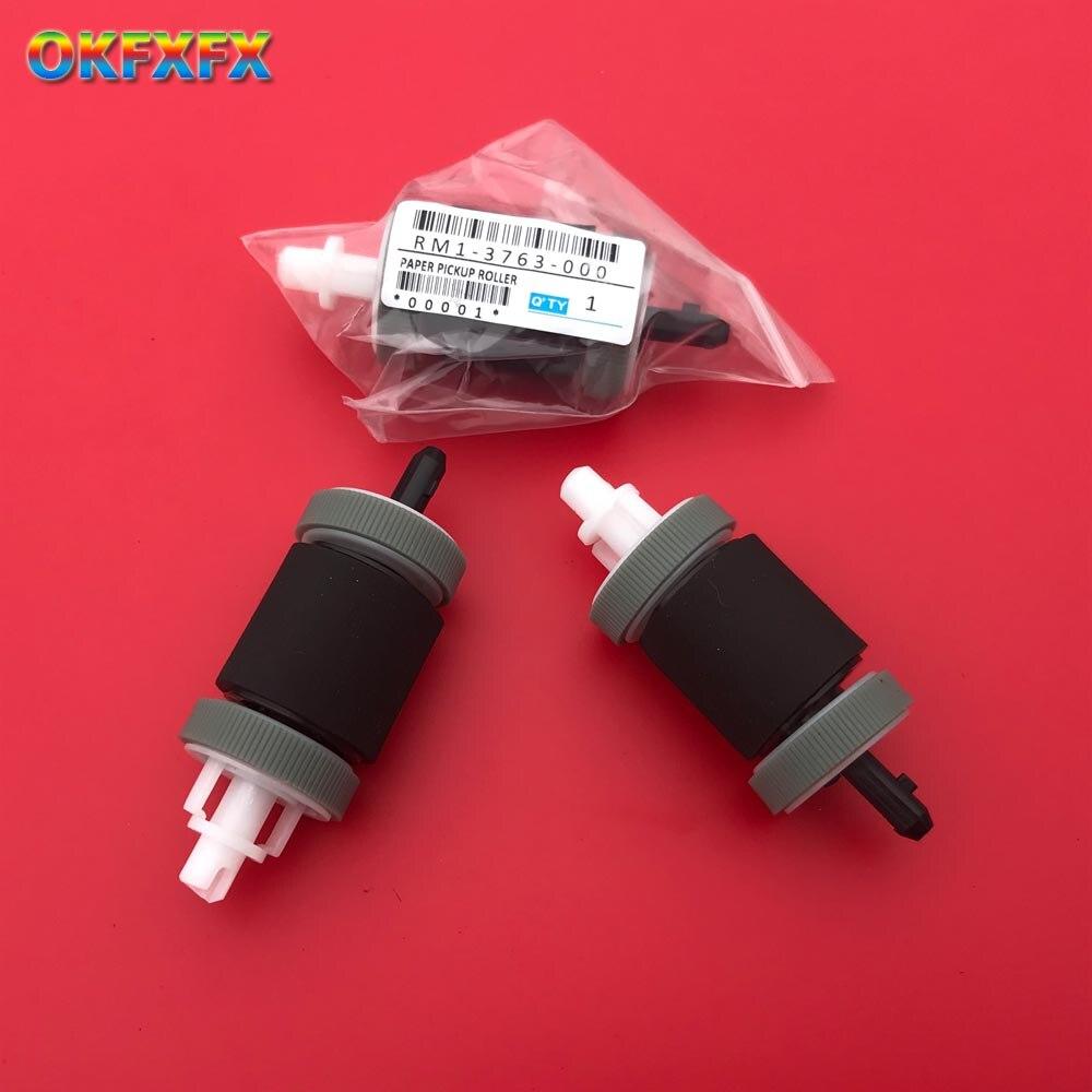 Alta qualidade LaserJet P3005 3005 3004 Pick up Roller pickup roller para Tray2 RM1-3763-000 RM1-3763 peças da impressora