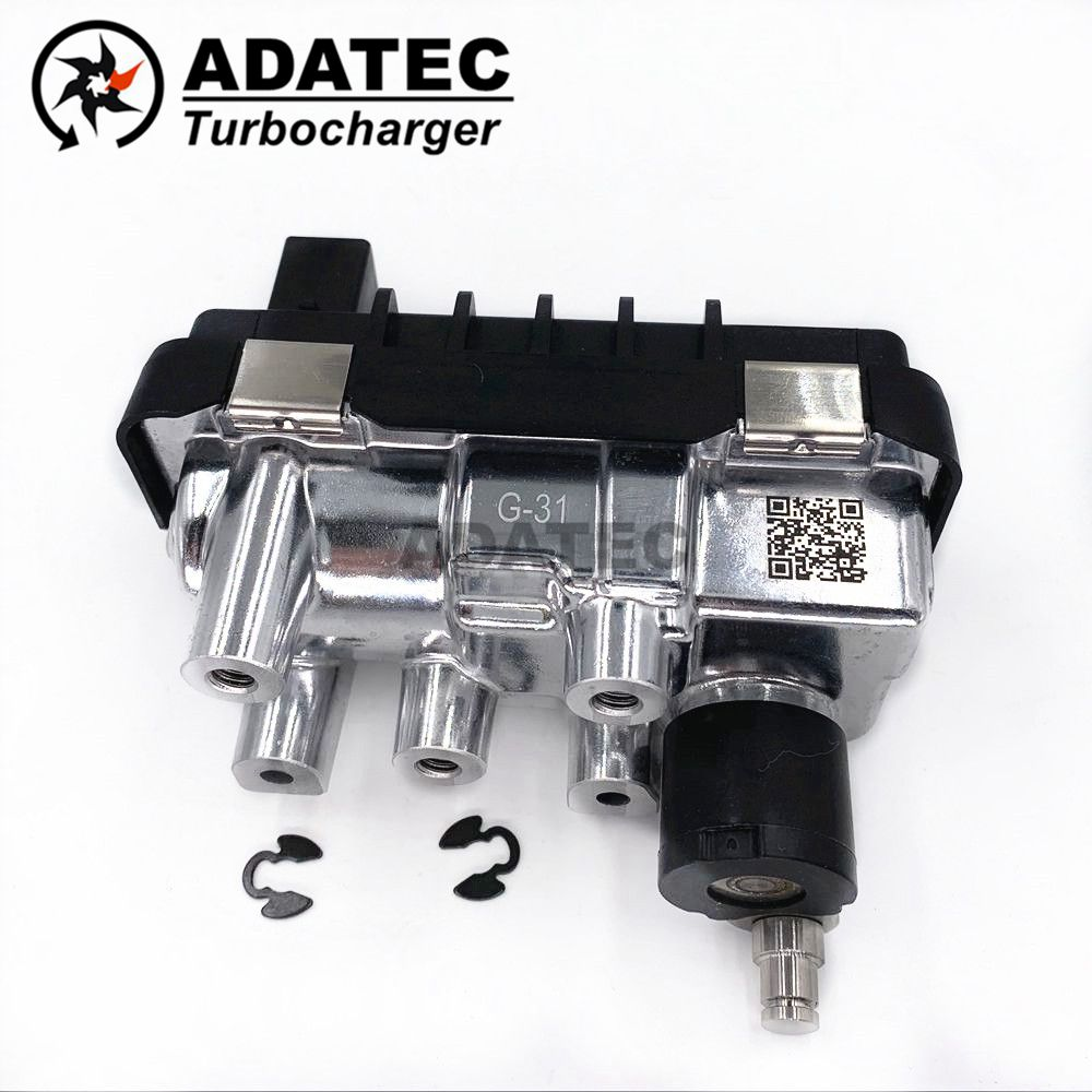 753546 LR003578 G-31 G31 turbo actuador electrónico 761963 6NW 009 483 para Land Rover Freelander II 2,2 TD4 118 Kw 160 HP DW12B