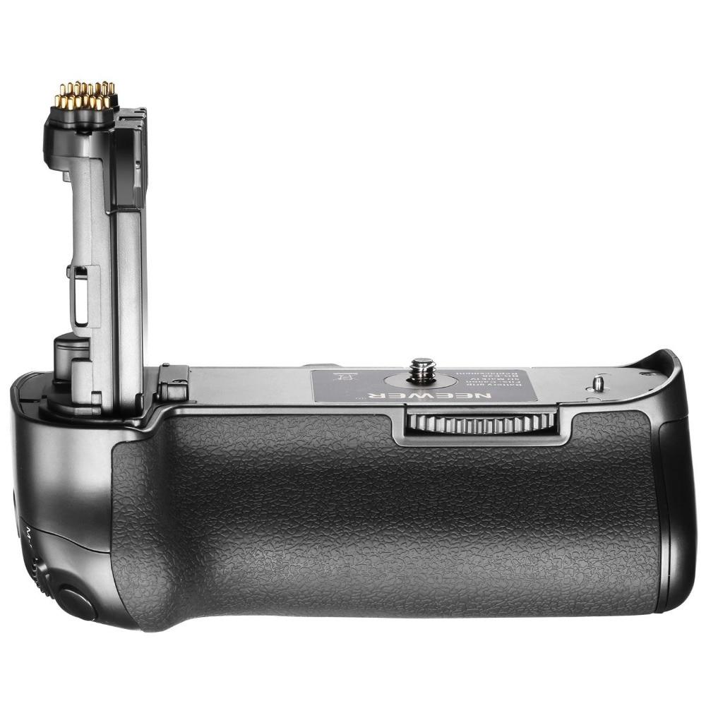 Neewer Батарейная ручка для Canon 5D Mark IV Камера, замена для Canon BG-E20 совместим с LP-E6 LP-E6N батареи