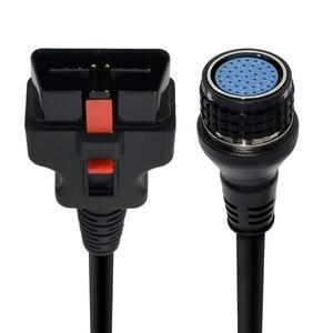 Image 4 - C5 16 контактный основной кабель MB Star C4 SD, соединение Compact 4 для главного тестирования кабеля мультиплексора, Автомобильные диагностические инструменты, адаптеры, аксессуары