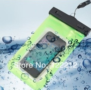 Para el director de ZTE Grand s Avid 4G v889m v887 v970 groove x501 Nubia Z5 al aire libre buceo impermeable bolsa de teléfono envío libre
