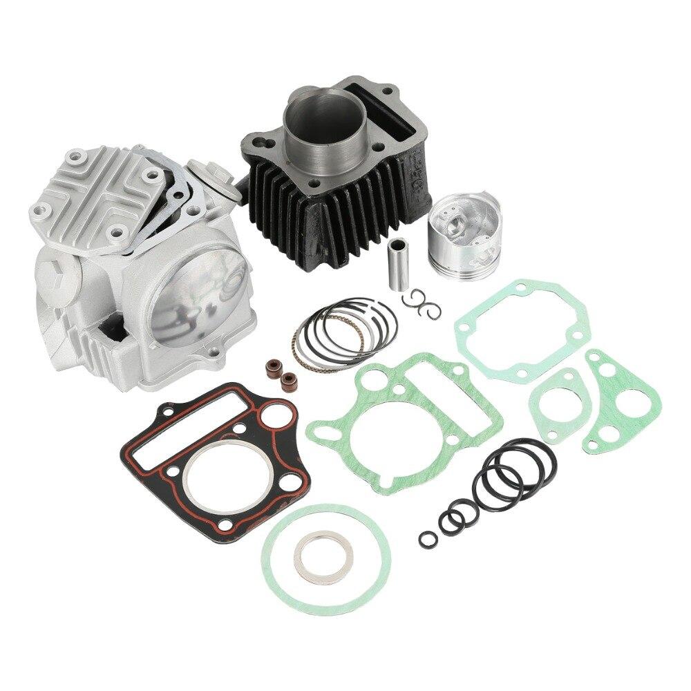 Cylinder Piston Gasket Engine Rebuild Kit For Honda 70CC CRF70 ATC70 XR70 TRX70  72CM3 Motorcycle