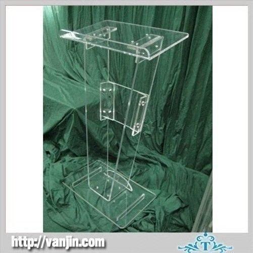 Акриловый стол Бесплатная доставка акриловый стол дешевый акриловый стол, прозрачный высокий Gade акриловый стол