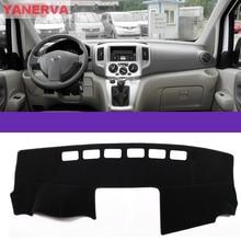 Interior Car Dashboard Cover Light Avoid Pad Photophobism Mat Sticker For Nissan NV200