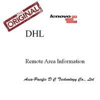 DHL Remote Area information