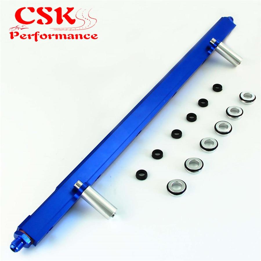 Inyector para alimentación de combustible, de alto flujo, compatible con Nissan Skyline R32 R33 RB25DET GTS