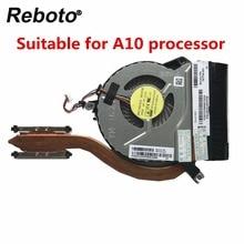 Original Used Laptop Coolers For HP 14-P 15-P 17-P 17-F 15-P051 Series Radiator HeatSink FAN 767776-001 767708-001