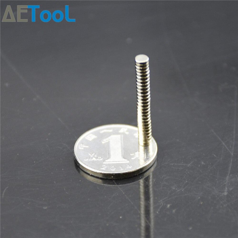 Aecool Новый 30/50/100 шт диаметр 4 мм x 1 мм N52 NdFeB небольшой круглый неодимовый диск магниты супер мощный сильный редкоземельный магнит