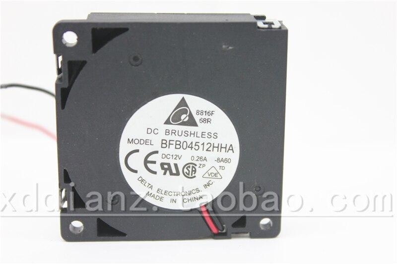 Ventilateur de refroidissement dorigine BFB04512HHA 45*45*10mm DC12V 0.26A turbo ventilateur