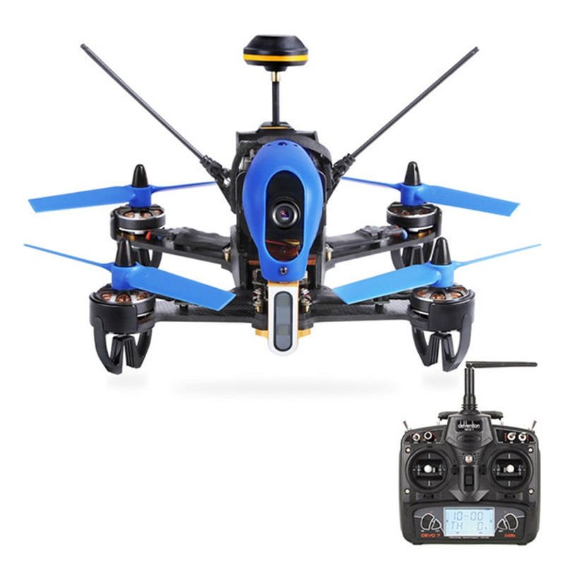 Original Walkera F210 3D Edition + Devo 7 Remote Control Racing Drone With 700TVL Camera /OSD Includ