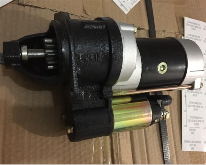 מהיר חינם החל מנוע 12 V QD1315A QDJ1315A 11 שיניים דיזל מנוע המתנע מנוע QD1315A