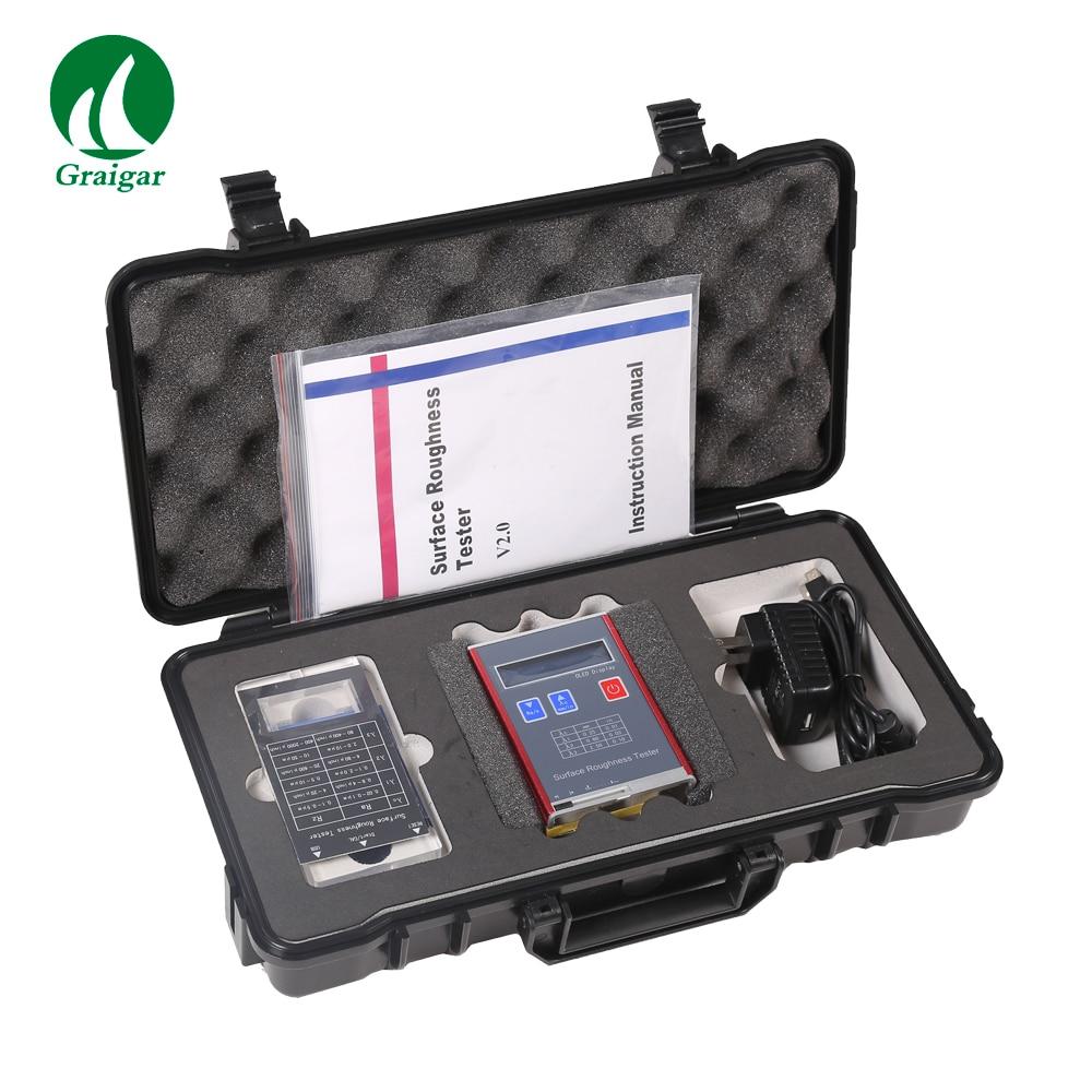 JD-220 الرقمية خشونة اختبار خشونة اختبار خشونة السطح أداة قياس