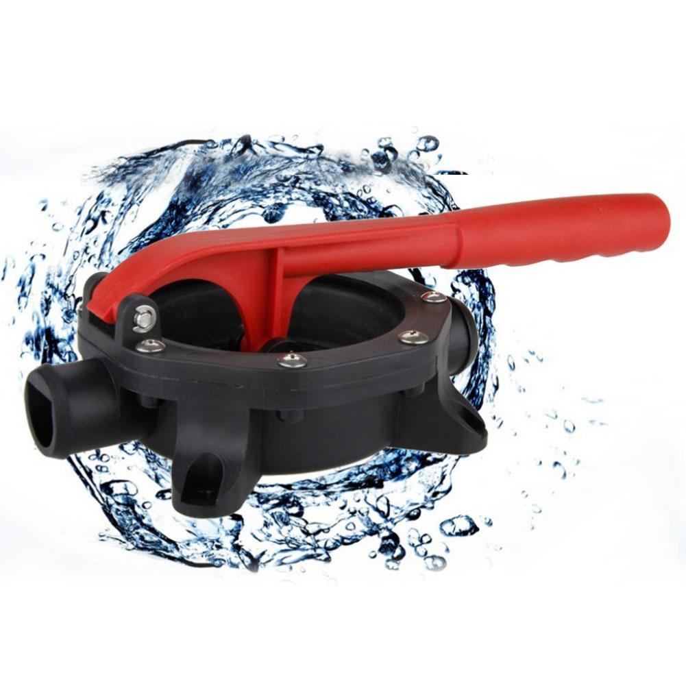 720 GPH مضخة مياه يدوية البلاستيك الحجاب الحاجز قارب البحرية اليد آسن مضخة مياه الذاتي فتيلة مضخة لضخ بيلج المياه الديزل