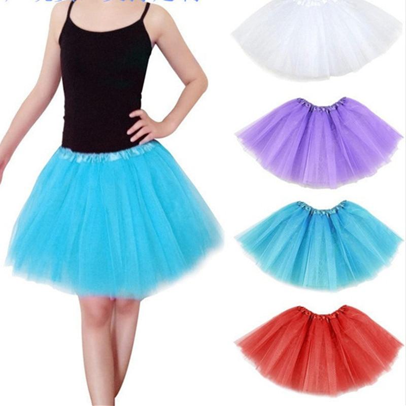 Детская одежда для маленьких девочек, юбка пачка, пушистая юбка подъюбник, Детские балетные юбки, вечерние Подъюбники принцессы, юбки из тюля для девочек|Юбки| | АлиЭкспресс