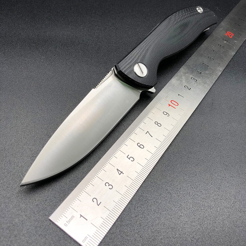 Складной нож BMT F3 EVO G10 с ручкой, тактический охотничий Карманный Флиппер для выживания, ножи для кемпинга, EDC инструменты с шариковым подшипником