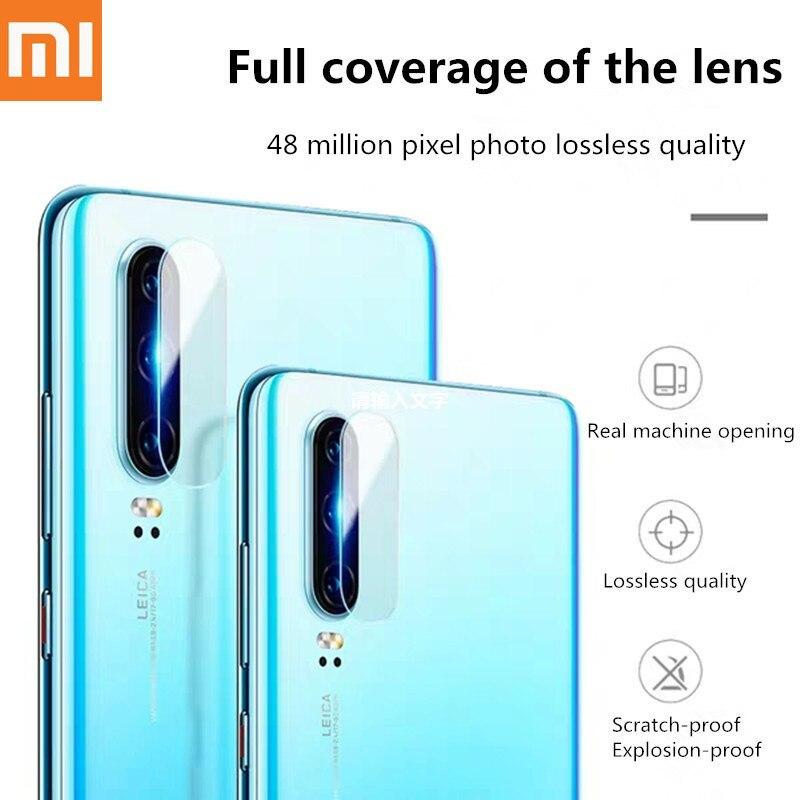 Back Camera Lens Protector Protective Film For XiaoMi Mi 9T 9 SE 8 A2 Lite Max 3 Mix 2S Redmi Note 5 7 6A 6 Pro Tempered Glass.